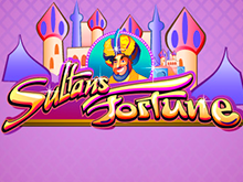 Популярный слот на биткоины Sultan's Fortune