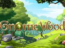 Игровой биткоин слот Gnome Wood — играть онлайн