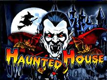 Haunted House — устрашающий виртуальный аппарат с игрой на биткоины