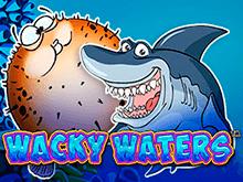 Wacky Waters — игровой слот на биткоины от онлайн казино